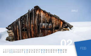ewico 2017 Desk Calendar - February